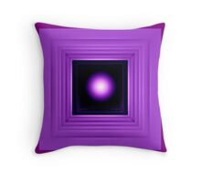 space window Throw Pillow