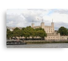 London. Canvas Print