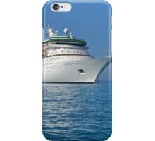 On Blue iPhone Case/Skin