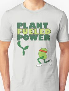 Runner Bean - Plant Fueled Power T-Shirt