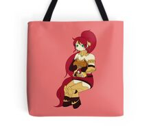 Marshmallow Mascot Tote Bag