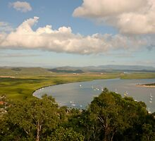 Endeavour River, Cooktown by Tim Burgess