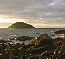 Rocky Island, Cooktown by Tim Burgess