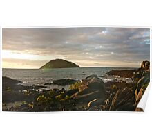 Rocky Island, Cooktown Poster
