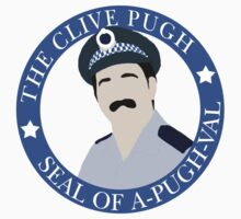 Seal of A-Pugh-val: Higher logo by the-chaser
