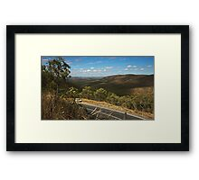 Mulligan Highway, Far North Queensland Framed Print