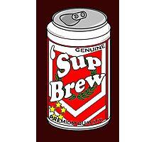 'Sup Brew Photographic Print