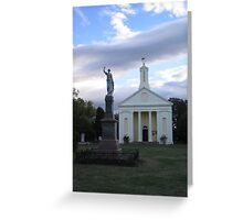 St Andrew's Church Greeting Card