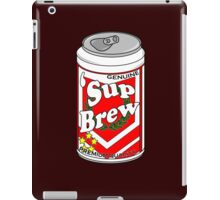 'Sup Brew iPad Case/Skin