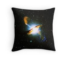 Centaurus A Print & Poster | Fresh Universe Throw Pillow