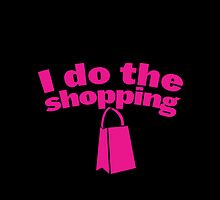 I do the Shopping (with a matching I just hold the bags) by jazzydevil