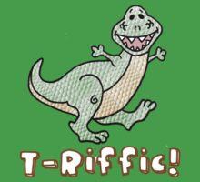 T-Rex: T-Riffic! Kids Clothes