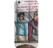 Hannibal - It's man devouring man, my dear iPhone Case/Skin