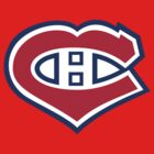 Habs in my Heart Large logo by psychoandy