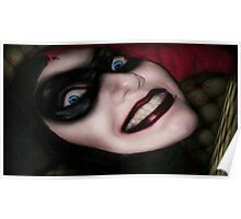 Harley Quinn...Pleased ta meet cha Poster