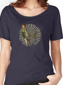 Fly High Dieselpunk Woman Women's Relaxed Fit T-Shirt