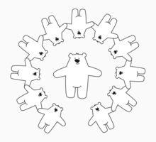 BEAR O'CLOCK: POLARS by beaneatsgreens