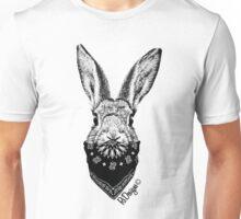 Animal Bandit - Bunny Unisex T-Shirt