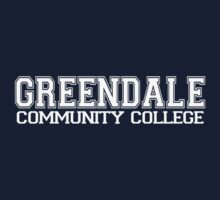 GREENDALE College Jersey (white) by BGWdesigns