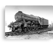 60074 Harvester Canvas Print