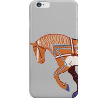 Redcliffe Horse iPhone Case/Skin