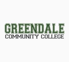GREENDALE College Jersey by BGWdesigns