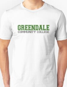 GREENDALE College Jersey Unisex T-Shirt