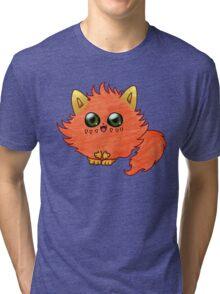 Kitty Eyes Tri-blend T-Shirt