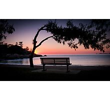 Missing You - Alma Bay Photographic Print
