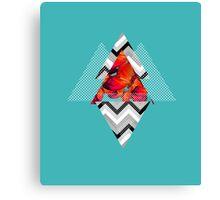 geometric  Canvas Print