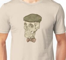 Grandpa Oliver's Driving Hat and Bow Tie Unisex T-Shirt