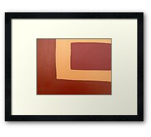 ABSTRACT 508 Framed Print