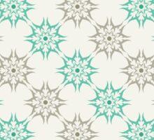 abstract design pattern Sticker
