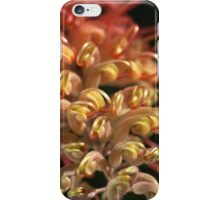Grevillea Twists and Turns iPhone Case/Skin