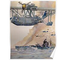 HMS Nelson Poster