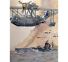HMS Nelson Photographic Print