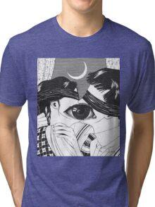 Suehiro Maruo - Milk Teeth Tri-blend T-Shirt