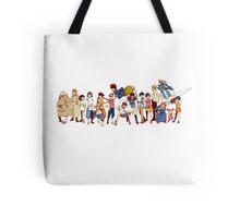 Team Ghibli - Studio Ghibli Tote Bag
