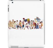 Team Ghibli - Studio Ghibli iPad Case/Skin