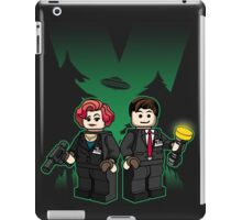 Brick Files Redux iPad Case/Skin