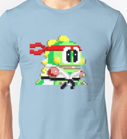 Puzzle Bubble Bobble Fighter Unisex T-Shirt