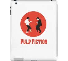 Pulp fiction Dance iPad Case/Skin