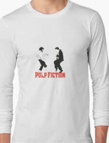 Pulp fiction Dance Long Sleeve T-Shirt