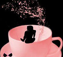 CUP'N SPLASH THROW PILLOW-GET ONE MAKE A STATEMENT by ✿✿ Bonita ✿✿ ђєℓℓσ