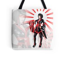 Samurai Elisanth Tote Bag