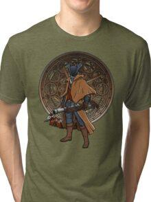 Fear the blood. Tri-blend T-Shirt