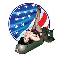 USA Bombshell by Brian Gibbs