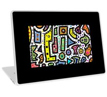 Abstract n Dots Laptop Skin