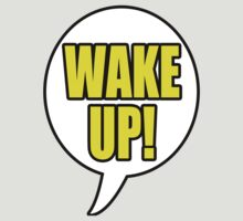 WAKE UP! THROWBACK by VAN JOHNSON