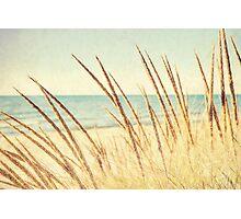 Beach Breeze Photographic Print